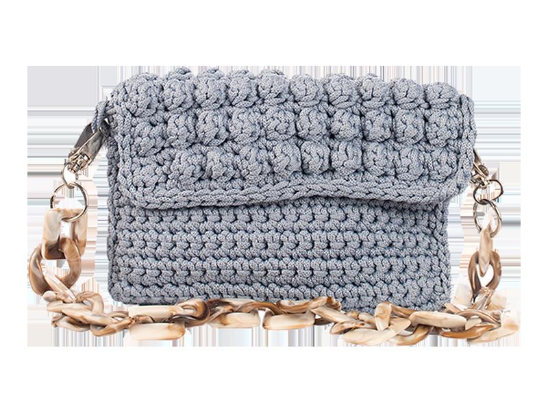 Bolsa de Crochet - Milão