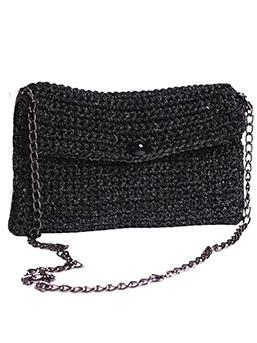 Bolsa de Crochet - Praga