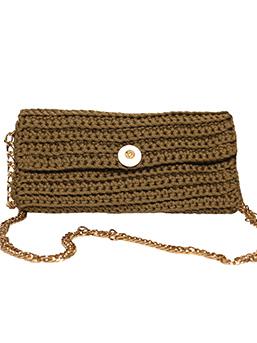 Bolsa de Crochet - Veneza